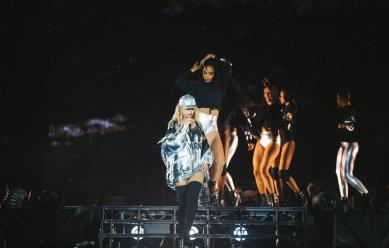 1 + 1 and Love on Top via Beyonce.com